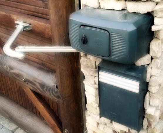Автоматические гаражные ворота неисправности